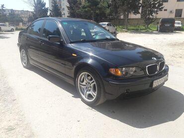 BMW 3 SERIES in Azərbaycan: BMW 3 series 2.5 l. 2004 | 198000 km