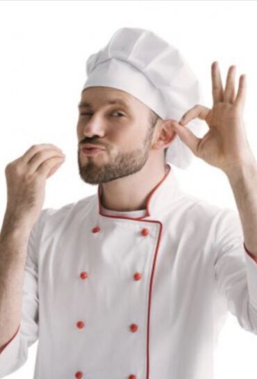 Требуется повар европеец (специалист по правильному питанию )от 25 до
