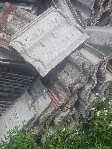 Crep - Srbija: Prodajem Betonski crep,Kosjeric