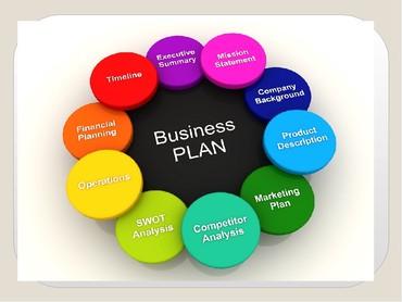 Разработка и продажа бизнес планов и в Бишкек