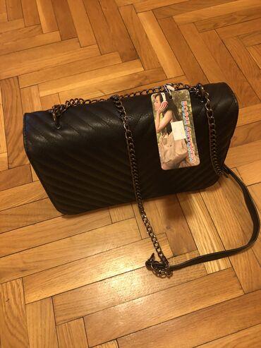 Nova prelepa crna torba. Cena nije fixna