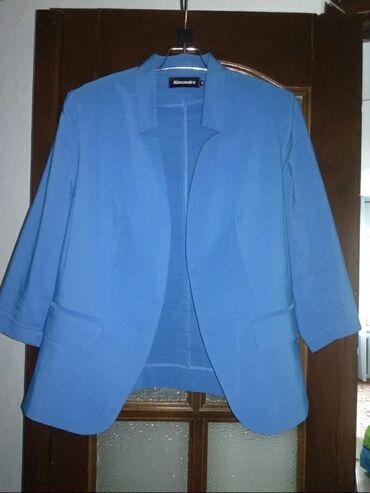 Пиджак от фирмы Александра 48 размера,рукава 3/4,почти новый,не