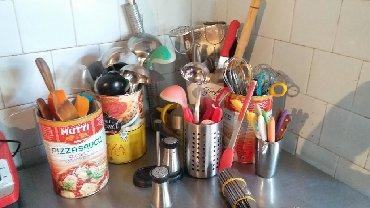 принтер сканер ксерокопия в Кыргызстан: Продаю Кухонное оборудование и инвентарь Весь инвентарь кухонный за 50