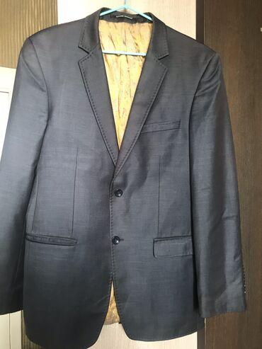 Костюм, пиджак, брюки, Турецкие. Размер 48 Л на рост 167,174