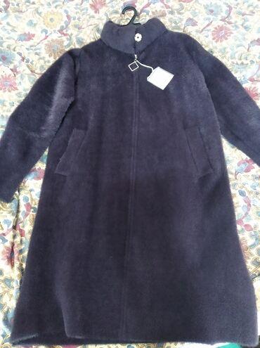 женское платье 52 в Кыргызстан: Альпака, новая, уступка есть р.52