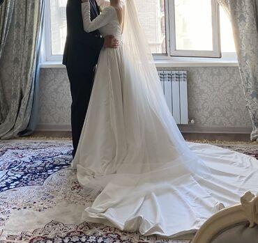 счастье в Кыргызстан: Продаю своё счастливое платье от дизайнера Tesoro Sabadell, надевала