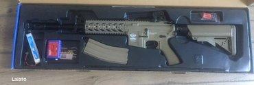 Страйтбольный  автомат cm16 raider l. качество отличное made in thaila в Бишкек