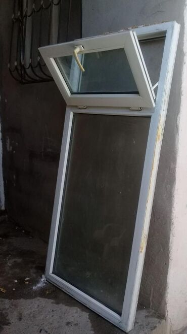 Plastik pencere unvan qaracuxur qesebesi en 80 uzun 175 qiymeti