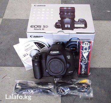 Canon EOS-5D-Mark-III-22-3MP-цифровое в Жаркынбаев
