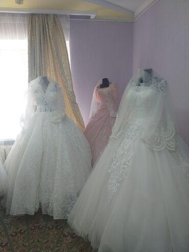 Свадебные платья и аксессуары - Бишкек: Продаются турецкие свадебные платья оптом