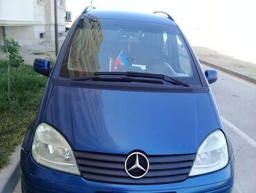Mercedes-Benz A-class 1.4 l. 2004   220 km