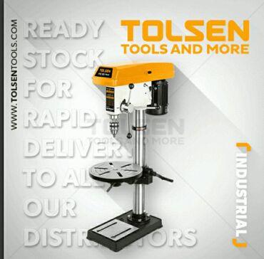 Сверильный станок Tolsen Писать в вацап