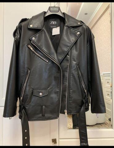 Куртка в стиле оверсайз🥰 Zara Размер: М Стоимость : 4500 сом