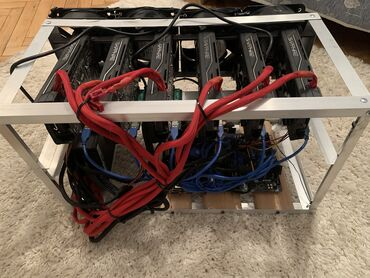 "audi-a1-2-tfsi - Azərbaycan: ""Bitcoin/Ethereum Mining Farm - RIG""MotherBoard w/ 6 GPU support - 1"