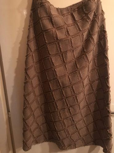 Suknja-svilena-broj - Srbija: Suknja dugacka 46 broj