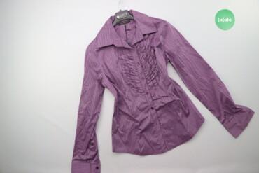 Жіноча сорочка у смужку бренду Be. tween, p. M/L    Довжина: 65 см Ши