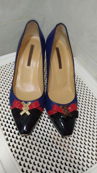 Женские итальянские туфли .новые продаю за 3000сом