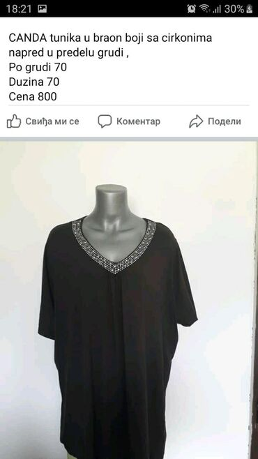 Divna tunika majica