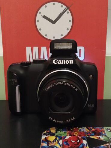 canon 1200 d в Кыргызстан: Canon sx170 is продаю свою камеру,Плюсы а том что компактный и
