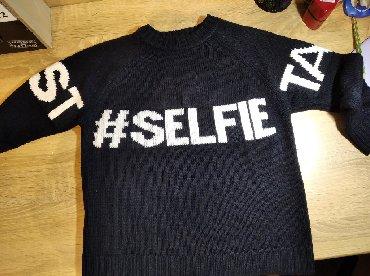 Zara πουλόβερ βαμβακερό για παιδάκι 6-7 ετων σε αριστη