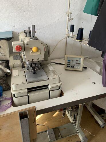 швейная машинка маленькая купить в Кыргызстан: Продаются швейные машины (промышленное швейное оборудование) без