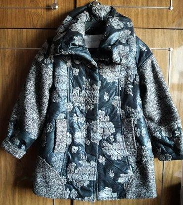 Пальто на 7-9лет. в отл. состоянии.,кофта в Бишкек