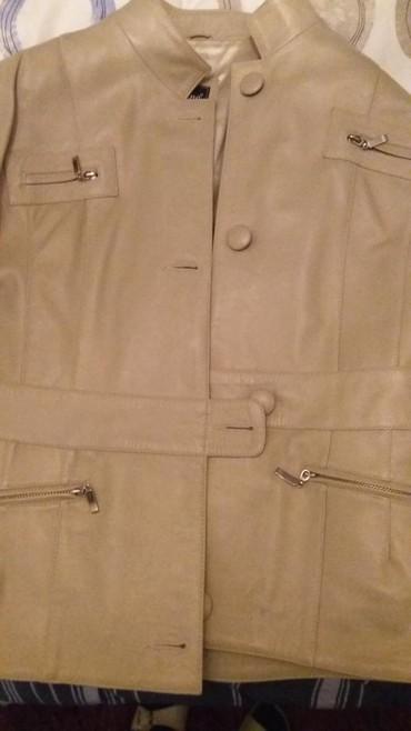 Ženska odeća | Leskovac: Na prodaju nova bez kozna jakna. prodaje se zbog velicine. za sve inf