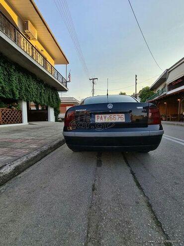 Volkswagen Passat 1.6 l. 1997 | 363000 km