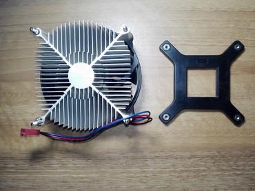 Системы охлаждения - Кыргызстан: DeepCool для 775 сокета. БУшный.Куллер обслужан, и смазан.Есть