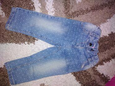 Dečija odeća i obuća - Plandište: Farmerke predivne velicina 80
