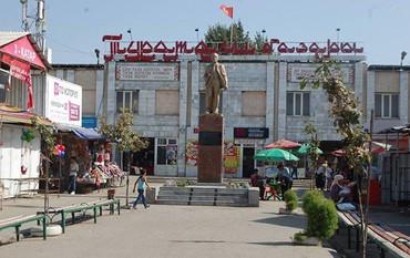 Кара-сууда ПАРДА катардан контейнер сатылат в Бишкек
