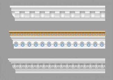 фасадный декор бишкек в Кыргызстан: Продажа фасадных элементов декор панели калоны карнизы молдинги и