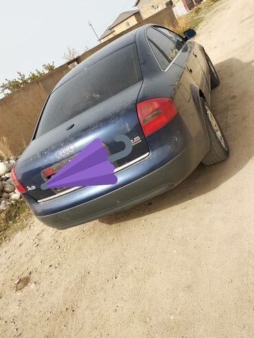 Автомобили - Чолпон-Ата: Audi 2000 2.8 л. 2000