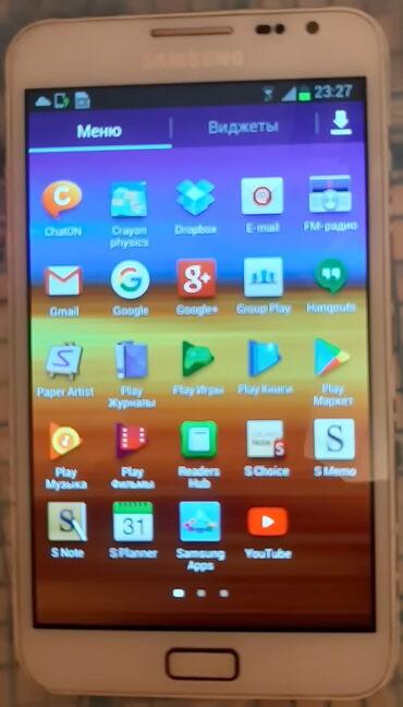 Samsung galaxy note - Азербайджан: Samsung Galaxy Note