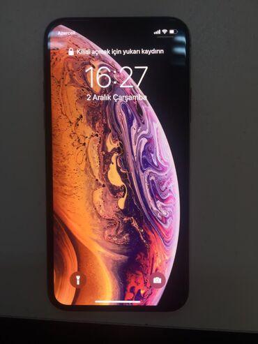 iphone qablari - Azərbaycan: İşlənmiş iPhone Xs 256 GB Qızılı