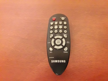 Пульт ДУ от DVD плеера Samsung (оригинал) в Бишкек