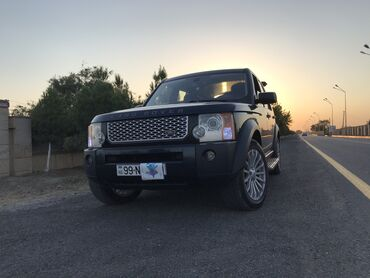 Land Rover - Azərbaycan: Land Rover Discovery 2.7 l. 2007 | 330120 km