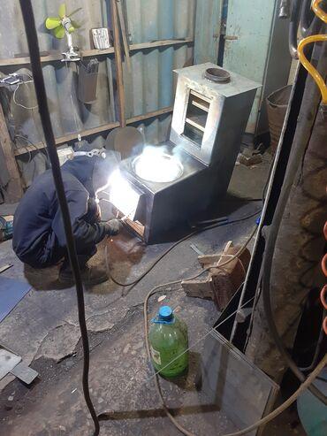 работа для студентов ночная смена in Кыргызстан | ОФИЦИАНТЫ: Сварщик. С опытом. Полный рабочий день