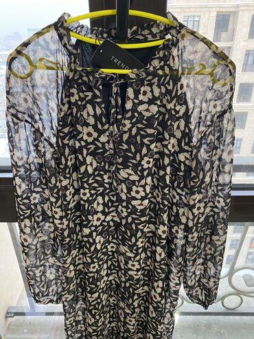 Новое платье от Трендиол(Турция) размер м 38й