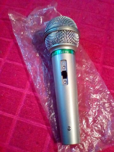 Mikrofoni   Srbija: Mikrofon,nov