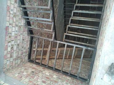 Услуги - Джал мкр (в т.ч. Верхний, Нижний, Средний): Лестницы | Монтаж, Изготовление | Металл, Нержавеющая сталь