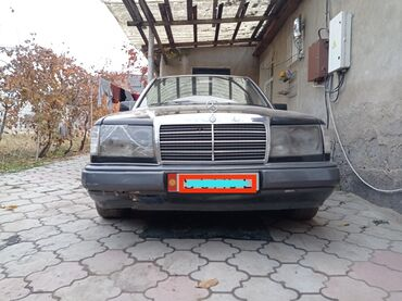 w124 бишкек in Кыргызстан | MERCEDES-BENZ: Mercedes-Benz W124 2.5 л. 1992