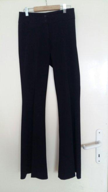 Pantalone elegantne - Srbija: 800rsd crne elegantne pantalone u ekstra stanju par puta obucene ve