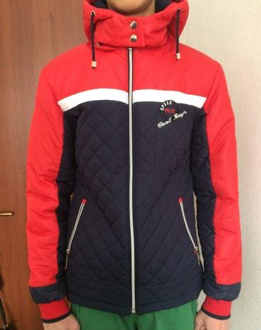 Куртка Осень-Зима подростковая (13-14 в Бишкек