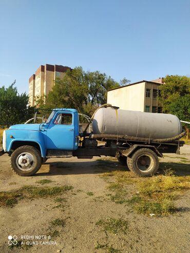 перфоратор в Кыргызстан: Откачка септик туалет канализациянаш ассенизатор предоставляет услуги