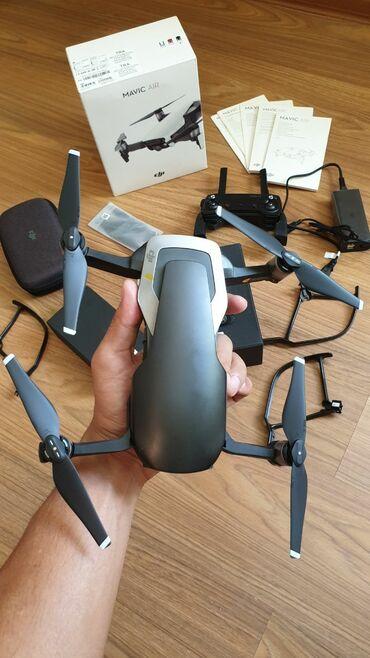 увлажнитель воздуха бишкек in Кыргызстан | АВТОЗАПЧАСТИ: Продаётся профессиональный дрон(квадракоптер)- dji Mavic Air, был