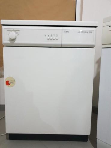 AEG mašine za sušenje veša iz uvoza u dobrom stanju vidi se stanje na
