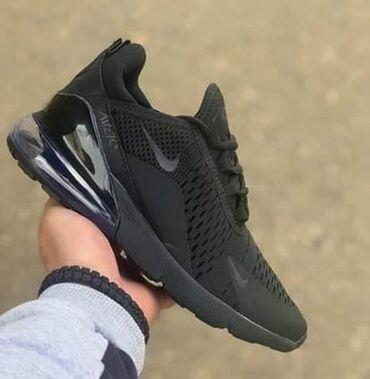 Crne Nike 270 Prelagane, udobne Brojevi: 46 Cena 2999 din. kc