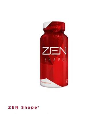 Zen Shape это спортивное и диетическое добавка от Американской