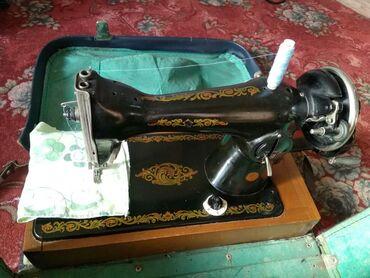 Швейный механик - Кыргызстан: Ручная швейная машинка б/у хорошом состояние